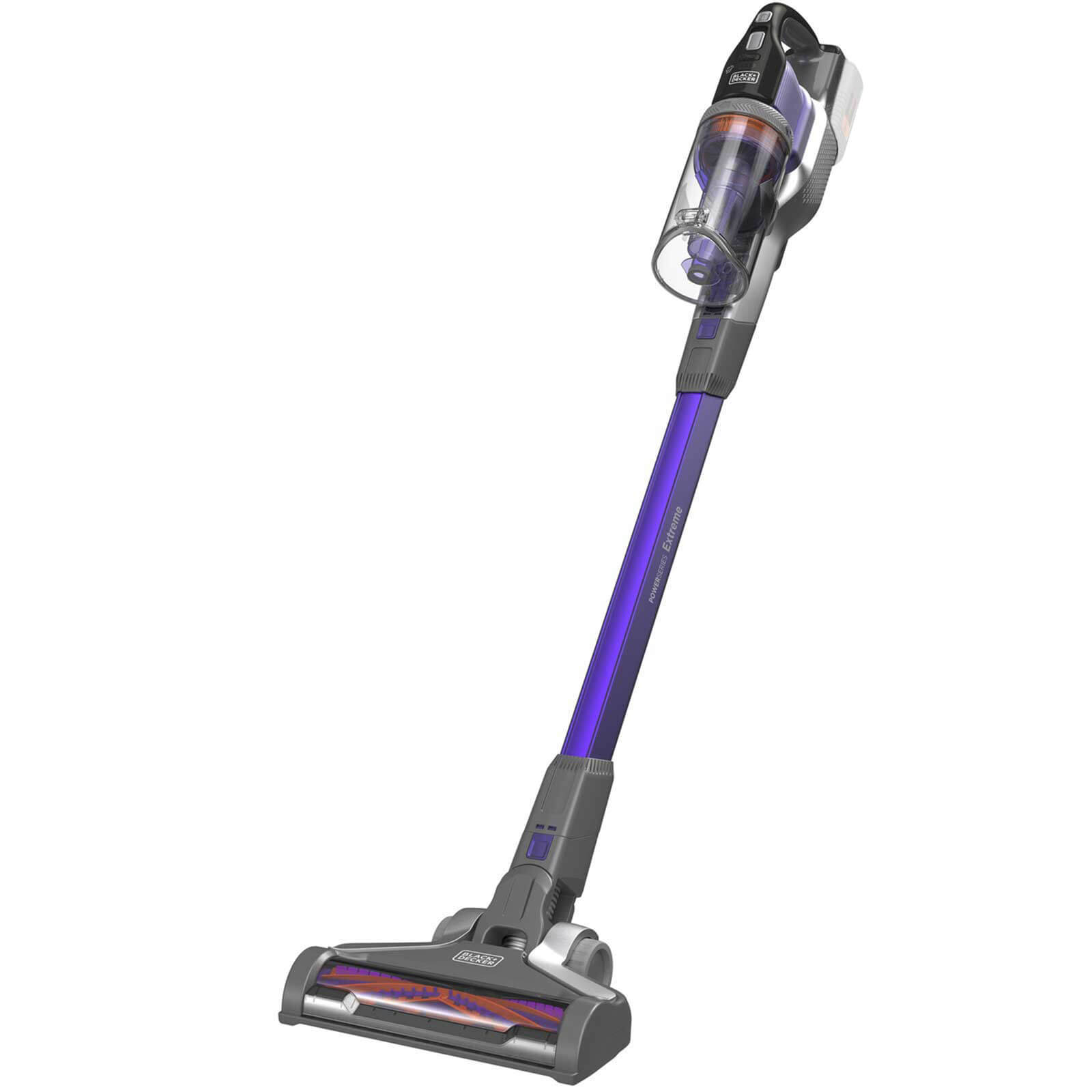 Black and Decker BHFEV362DP 36v Cordless Pet Vacuum Cleaner No Batteries No Charger No Case