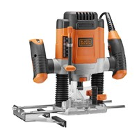 "Black and Decker KW1200EKA 1/4"" Plunge Router"