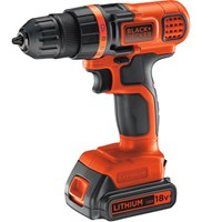 Black and Decker BDCDD18 18v Cordless Drill Driver