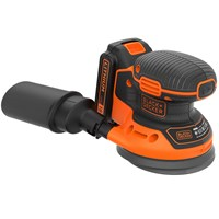 Black and Decker BDCROS18 18v Cordless Disc Sander 125mm