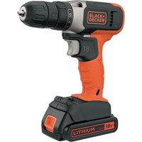 Black and Decker BCD001C 18v Cordless Drill Driver