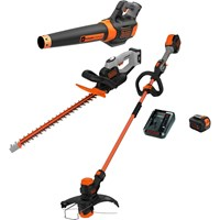 Black and Decker 54v Grass Trimmer, Hedge Trimmer and Leaf Blower Kit