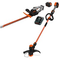 Black and Decker 54v Grass Trimmer and Hedge Trimmer Kit