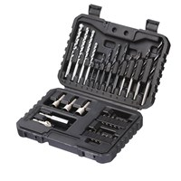 Black & Decker A7216 32 Piece Drill, Nut Driver & Screwdriver Bit Set