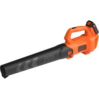 Black and Decker BCBL200L 18v Cordless Axial Garden Leaf Blower