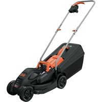 Black and Decker BEMW351 Rotary Lawnmower 320mm