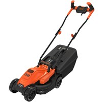 Black and Decker BEMW451BH Rotary Lawnmower 320mm