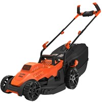 Black and Decker BEMW461BH Rotary Lawnmower 340mm