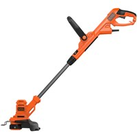 Black and Decker BESTA525 Trim and Edge Telescopic Grass Trimmer 250mm