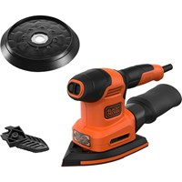 Black and Decker BEW200 4 in 1 Multi Sander
