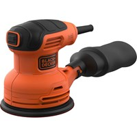 Black and Decker BEW210 Random Orbit Disc Sander 125mm