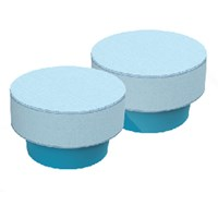 Black & Decker BHPC103A Power Brush Polishing Pads for Wet Cleaning