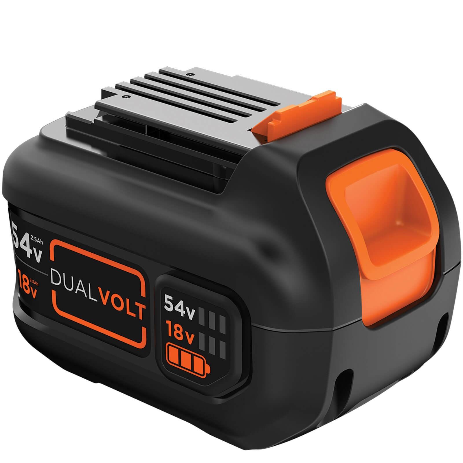 Groovy Black & Decker Genuine BL2554 54v Cordless Li-ion Battery 2.5ah YV79