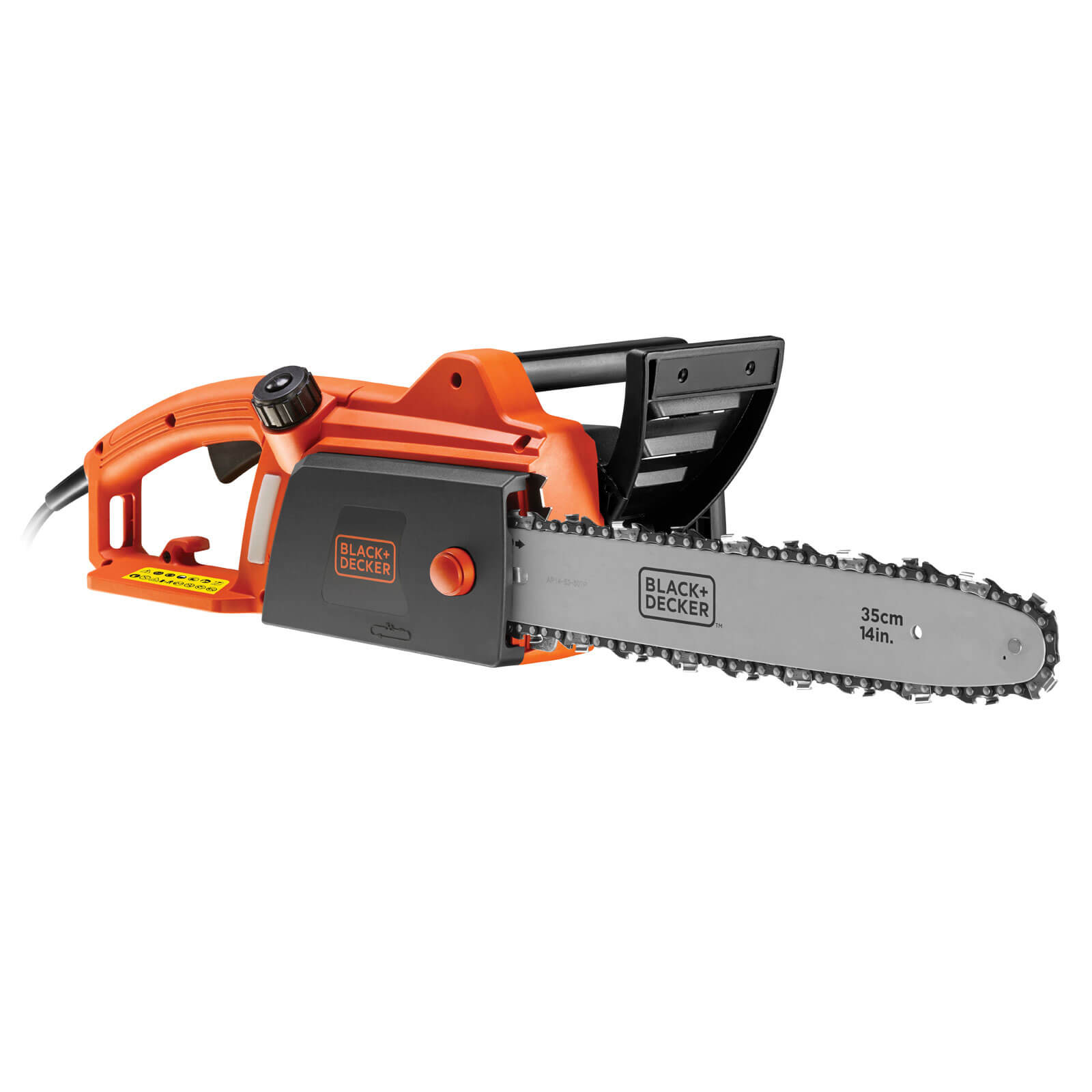 Black and Decker CS1835 Electric Chainsaw 350mm 240v
