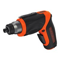 Black & Decker CS3653LC 3.6v Cordless Pivot Screwdriver