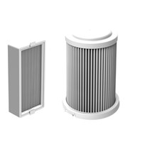 Black & Decker CUAHF10 Multipower HEPA Pleated Bowl Filter & HEPA Exhaust Foam Filter