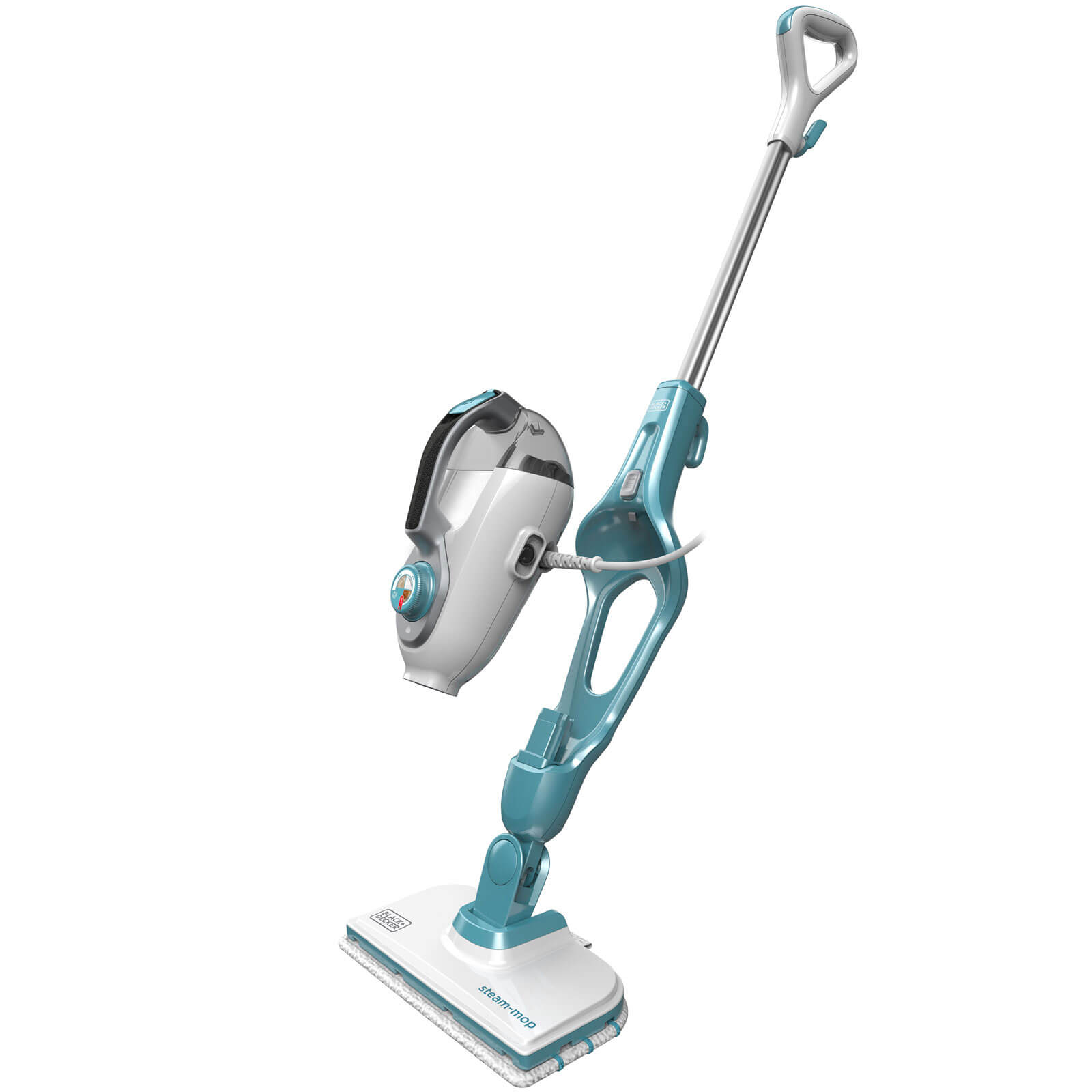 Black and Decker FSMH1321 7 in 1 Steam Floor Mop 240v