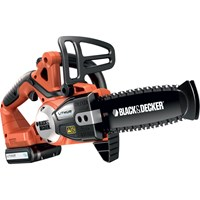 Black & Decker GKC1820L 18v Cordless Chainsaw 200mm