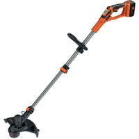 Black and Decker GLC3630L 36v Cordless Telescopic Grass Trimmer 300mm