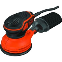 Black & Decker KA199 Orbital Disc Sander 125mm
