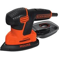 Black and Decker KA2500K Compact Mouse Delta Sander Kit