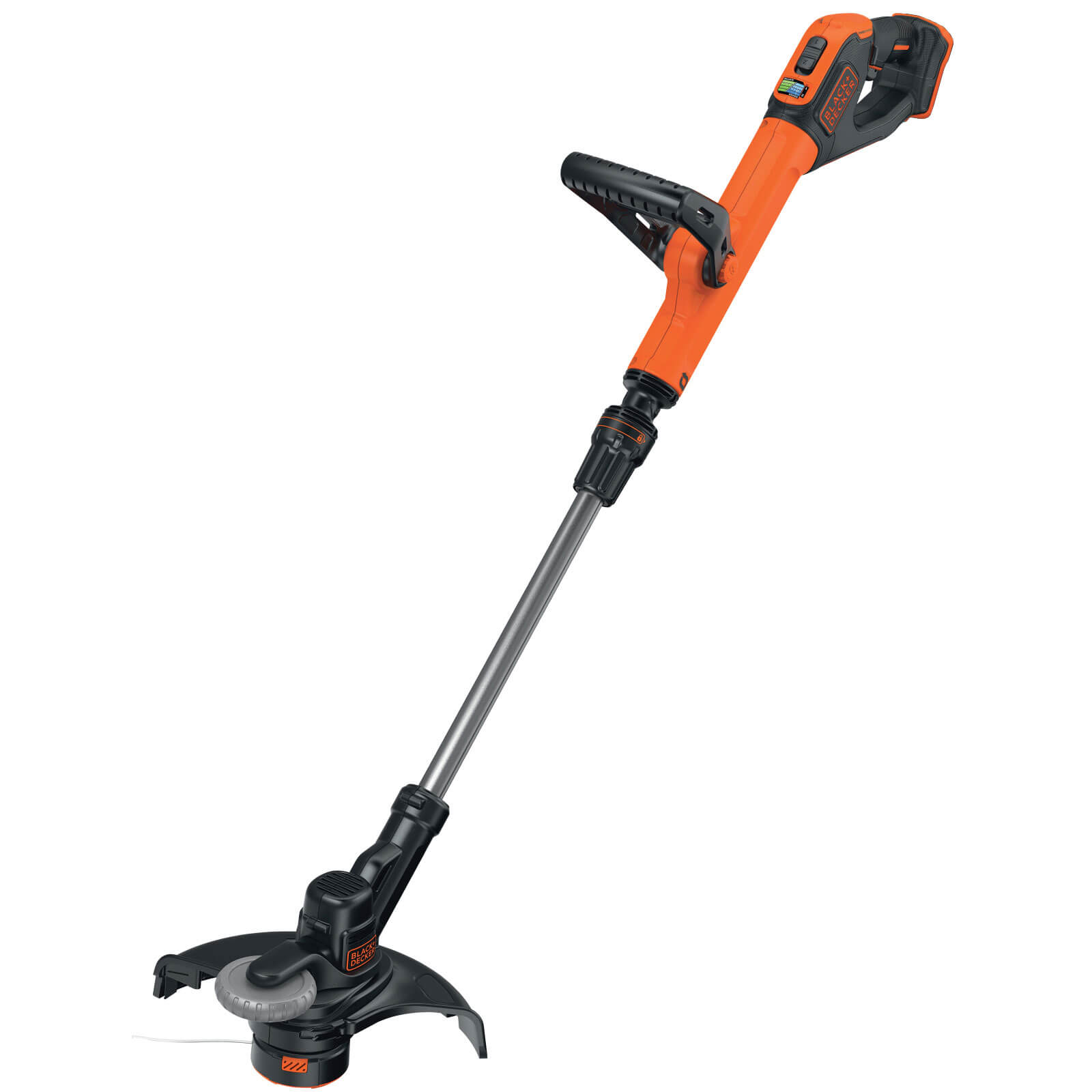 Black and Decker STC1820PC 18v Cordless Grass Trimmer 280mm No Batteries No Charger