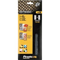 Black & Decker Piranha Hi Tech Mesh 1/2 Sanding Sheets