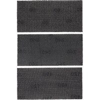 Black & Decker Piranha Hi Tech Quick Fit Mesh 1/3 Sanding Sheets