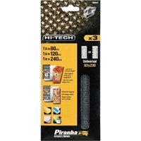 Black & Decker Piranha Hi Tech Mesh 1/3 Sanding Sheets