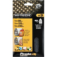 Black & Decker Piranha Mesh Multi Sanding Sheets