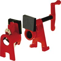 Bessey BPC-H34 Pipe Clamp Heads Set