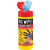 Big Wipes Industrial Plus Cleaning Wipes