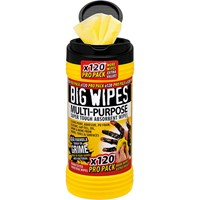 Big Wipes Red Top 4x4 Heavy Duty Hand Cleaners