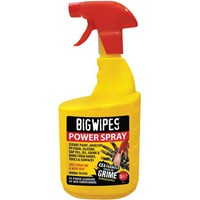 Big Wipes Power Hand Cleaner Spray