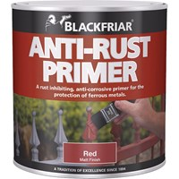 Blackfriar Anti Rust Primer & Undercoat for Metal
