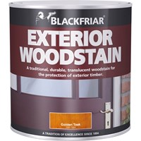 Blackfriar Traditional Exterior Woodstain