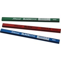 Blackedge Assorted Carpenters Pencils