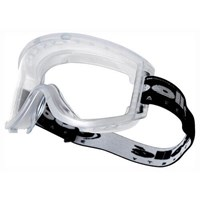 Bolle Attack ATPSI Polycarbonate Clear Safety Goggles