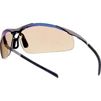 Bolle Contour CONTMESP Anti Scratch and Anti Fog Metal Frame ESP Safety Glasses