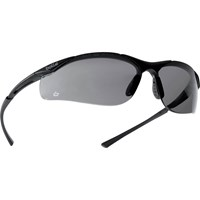 Bolle Contour CONTPSF Anti Scratch and Anti Fog Smoke Safety Glasses