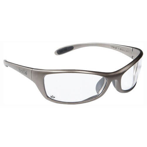 e7ee44e22ee Bolle Spider SPIPSI Polycarbonate Clear Safety Glasses