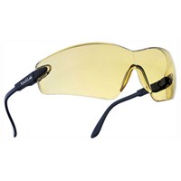 Bolle Viper VIPPSJ Polycarbonate Yellow Safety Glasses