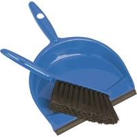 Sealey Dustpan & Brush Set