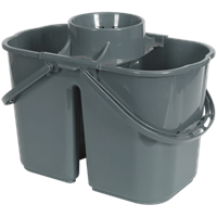 Sealey Dual Compartment Mop Bucket