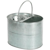 Sealey Galvanised Metal Mop Bucket
