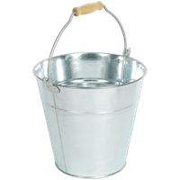 Sealey Galvanized Metal Bucket