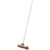 Sealey Soft Bristle Broom
