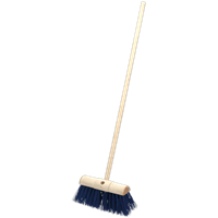 Sealey BM13H Hard Bristle Yard Broom