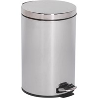 Sealey Stainless Steel Pedal Bin
