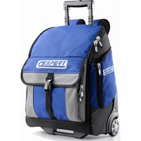 Expert by Facom Telescopic Wheeled Trolley and Backpack